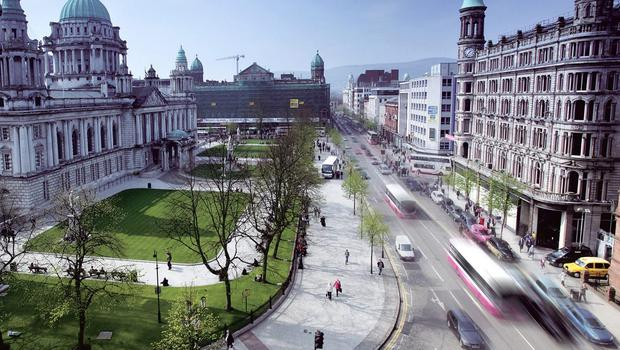 """Belfast was named the joint 47th most """"liveable"""" city in the world alongside London, according to an annual study"""