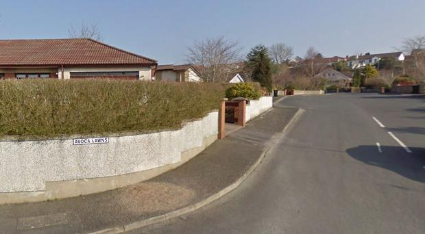 The burglary happened at a house in the Avoca Lawns area of Warrenpoint. Credit: Google