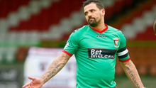 Frustrating time: Nacho Novo during his Oval spell