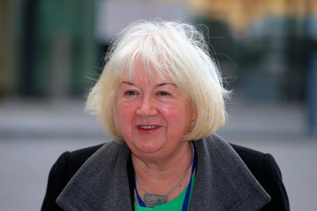 Vaccine programme head Patricia Donnelly