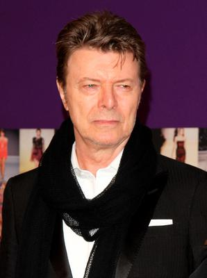 FILE - In this June 7, 2010 file photo, David Bowie attends the 2010 CFDA Fashion Awards in New York. Bowie, the innovative and iconic singer whose illustrious career lasted five decades, died Monday, Jan. 11, 2015, after battling cancer for 18 months. He was 69. (AP Photo/Peter Kramer, File)