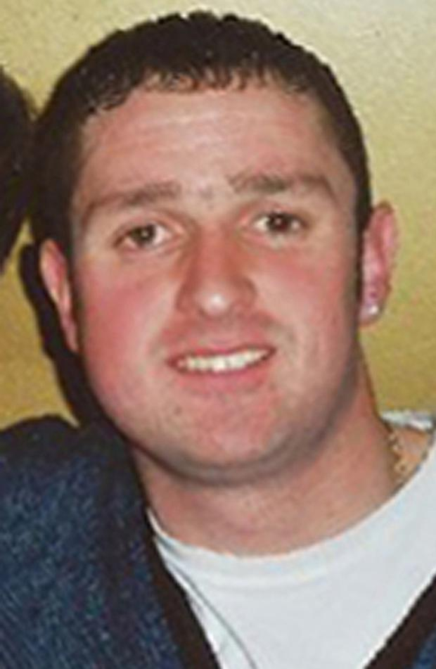 Martin Gallagher who was killed after being struck by car at Racecourse Road in Derry.