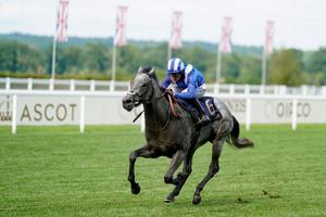 Khaloosy wins the Britannia Stakes