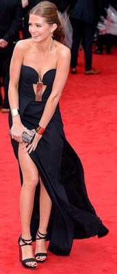 Millie Mackintosh arriving for the 2013 Arqiva British Academy Television Awards at the Royal Festival Hall, London. PRESS ASSOCIATION Photo. Picture date: Sunday May 12, 2013. See PA story SHOWBIZ Bafta. Photo credit should read: Dominic Lipinski/PA Wire