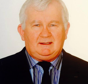Mid Ulster: Hugh Scullion, The Workers Party