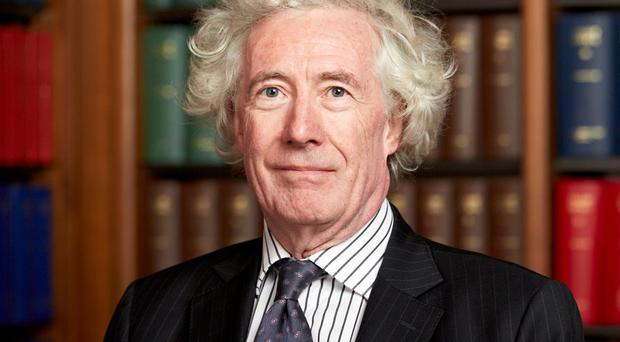 Lord Sumption, former justice of the Supreme Court, lectured on 'law's expanding empire'