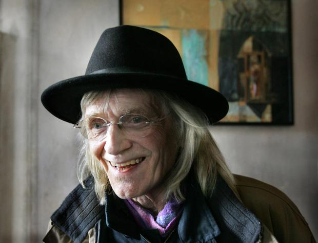 Henry McCullough from Portstewart, legendary rock guitarist. Henry travelled the world playing with Wings-Paul McCartney, Joe Cocker at Woodstock in 1969 and a host of world famous artists across the world. Picture Margaret McLaughlin