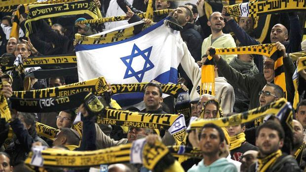 'Ten… Nine… Eight… Seven… Six… Five… Four… Three… Two… One…War! War! War!' A typical Beitar Jerusalem welcome, one of Israel's biggest football clubs, on Sunday night from 'La Familia' the team's hardcore fans who are in revolt over the signing of two Muslim players, two of just five non-Israeli players to ever play for the club which is identified with the country's political right.
