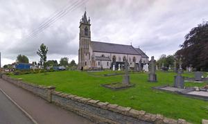 The shooting took place at a wedding in Newtownbutler, Co Fermanagh