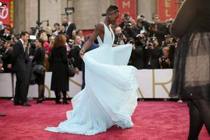 HOLLYWOOD, CA - MARCH 02:  Actress Lupita Nyong'o attends the Oscars held at Hollywood & Highland Center on March 2, 2014 in Hollywood, California.  (Photo by Christopher Polk/Getty Images)