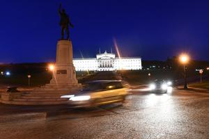 Stormont Building. Picture By: Colm Lenaghan/Pacemaker.