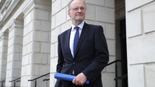 Northern Ireland's Education Minister Peter Weir
