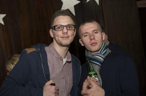 Ollies Christmas pictured Phil Ewart and josh Bolstercoats
