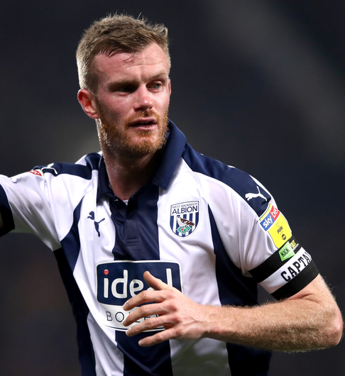 Chris Brunt returns to West Brom in a coaching role
