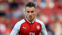 Wales are banking on Arsenal's Aaron Ramsey being fit for the match against Austria. Photo: John Walton/PA