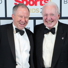 Motorsport stars: Bobby Willis with Paddy Hopkirk