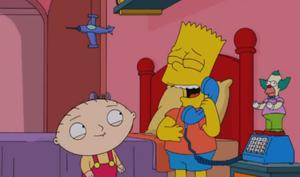 """""""Hello Moe, your sister's being raped."""""""