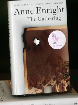 The Gathering was her fourth novel (Lewis Whyld/PA)