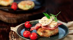 Boxing Day Bubble & Squeak with Bacon & Halloumi