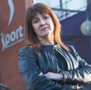 Antoinette McKeown was complaints recently reinstated as Sport NI's chief executive