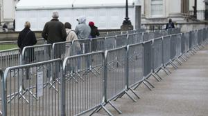 Queues at museums and galleries have been non-existent for months (Rick Findler/PA)