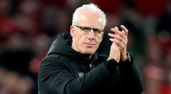 Mick McCarthy knows his Republic of Ireland side will only go into Group E at the Euro 2020 finals if they win their play-off path in March