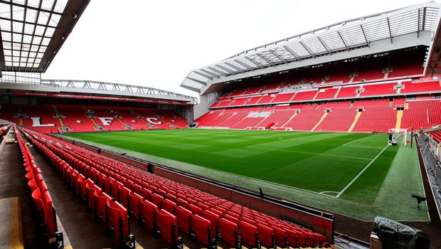 LIVERPOOL, ENGLAND - SEPTEMBER 09: General view during the opening event of the Anfield Home of Liverpool Main Stand, at Anfield on September 9, 2016 in Liverpool, England. (Photo by Barrington Coombs/Getty Images)