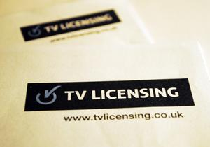 A TV licence (Andy Hepburn/PA)