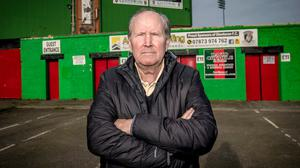 Old stomping ground: Warren Feeney at The Oval
