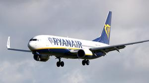 Talks had been continuing to try to resolve the long-running dispute between the budget airline and Forsa (Niall Carson/PA)