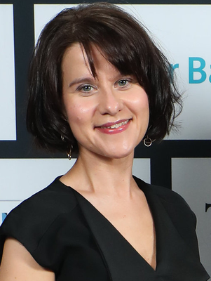 Telegraph journalists Margaret Canning (pictured), Gareth Hanna and Suzanne Breen have also been nominated