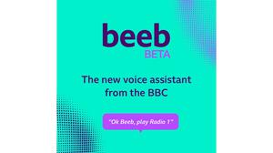 Beeb voice assistant (BBC/PA)