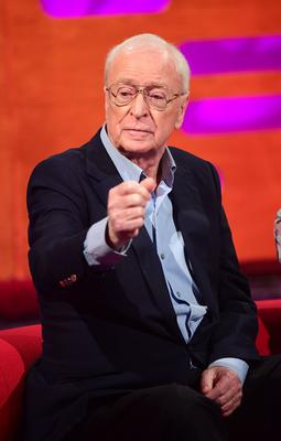 The fundraising hero said Sir Michael Caine could 'age up' for the role (Ian West/PA)