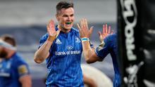 Leinster hope to have Johnny Sexton fit and available.