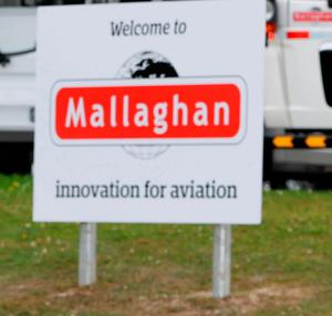 Mallaghan Engineering plant