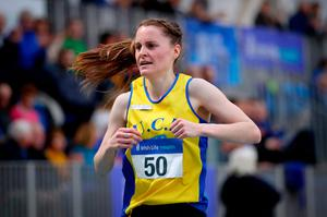 High hopes: Ciara Mageean aims to place well in Glasgow