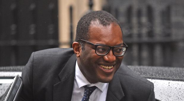 Kwasi Kwarteng defended the Prime Minister (Kirsty O'Connor/PA)
