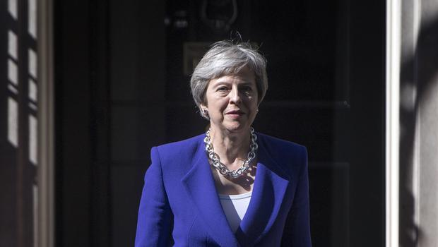 Theresa May faces a political headache over the issue of abortion (Victoria Jones/PA)