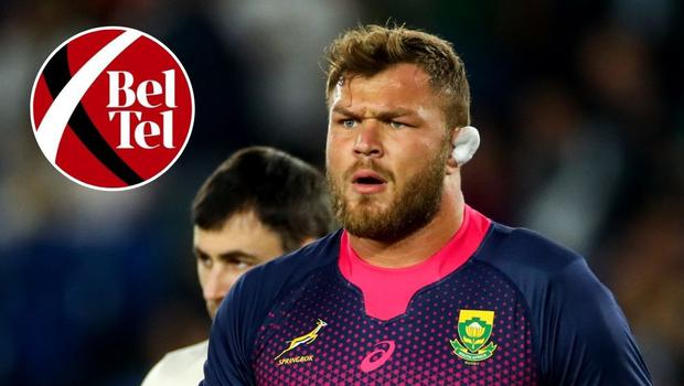Duane Vermeulen will join Ulster after the Autumn International but can he catapult the province to success?