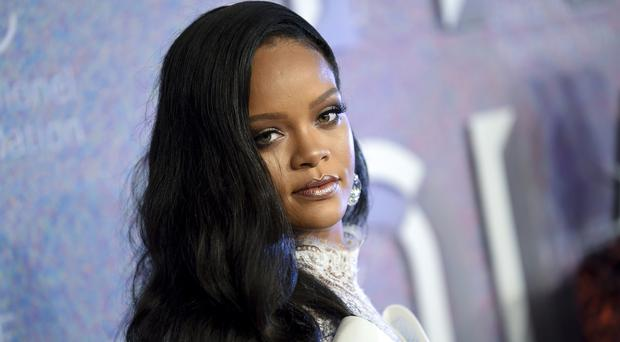 Rihanna is partnering with LVMH to launch a new fashion label (Evan Agostini/Invision/AP)