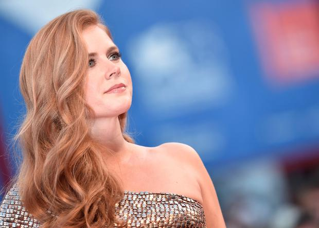 "Actress Amy Adams arrives for the premiere of the movie ""Nocturnal Animals"" presented in competition at the 73rd Venice Film Festival on September 2, 2016 at Venice Lido. / AFP PHOTO / TIZIANA FABITIZIANA FABI/AFP/Getty Images"