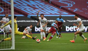 West Ham missed chances to equalise (Adam Davy/NMC Pool)