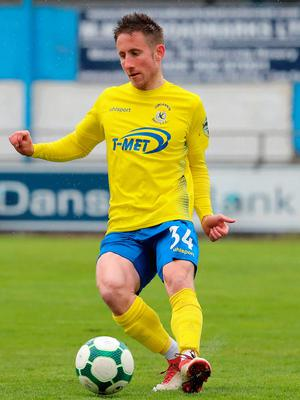 In flow: Michael Carvill at Swifts