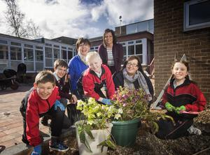 Parents and Friends of Rostulla School received funding through the Live Here Love Here Small Grants Scheme. [Photo: LiveLoveHere]