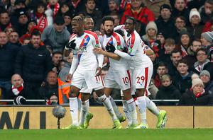 Palace gave Liverpool a scare (Darren Staples/PA)