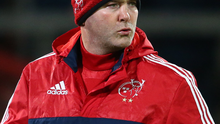 Decision time: Anthony Foley must settle his future soon