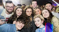 31 Dec 2019 People bring in the New Year at The Limelight for our AAA NYE BALL (Liam McBurney/RAZORPIX)