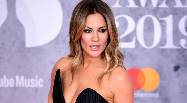 Caroline Flack has been charged with assault (Ian West/PA)