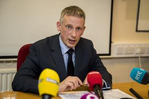 Detective Chief Superintendent Raymond Murray said the police probe would continue (Liam McBurney/PA)