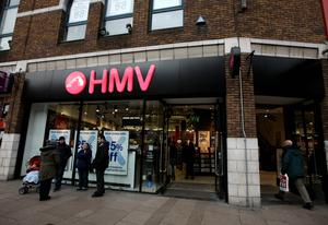 HMV in Belfast's High Street will soon be the only one on the island of Ireland